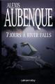 Couverture River Falls, tome 1 : 7 jours à River Falls Editions Calmann-Lévy 2008