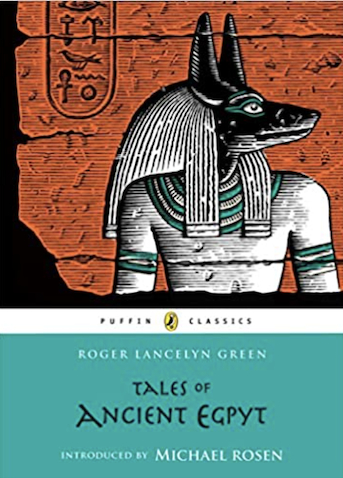 Couverture Tales of Ancient Egypt