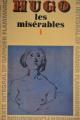 Couverture Les Misérables (2 tomes), tome 1 Editions Garnier Flammarion 1967