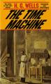 Couverture La Machine à explorer le temps Editions Macmillan 1995
