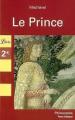 Couverture Le prince Editions Librio (Philosophie) 2008