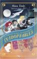 Couverture La fabuleuse histoire de cinq orphelins inadoptables Editions Pocket (Jeunesse) 2021