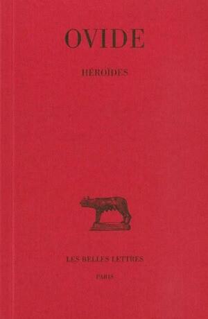 Couverture Les Héroïdes