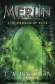 Couverture Merlin, cycle 1, tome 4 : Le miroir du destin Editions Puffin Books 2011