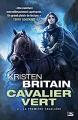 Couverture Cavalier vert, tome 2 : La première cavalière Editions Bragelonne (Poche) 2020
