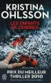 Couverture Les enfants de cendres Editions Robert Laffont 2009