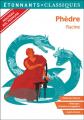 Couverture Phèdre Editions Flammarion (Étonnants classiques) 2019