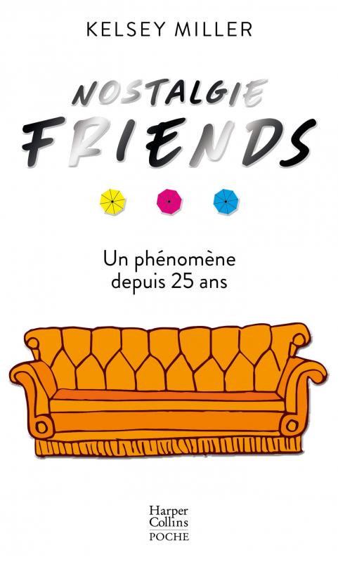 Couverture Nostalgie Friends