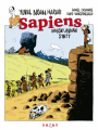 Couverture Sapiens, tome 1 : La Naissance de l'humanité  Editions Bazar Kustannus 2020