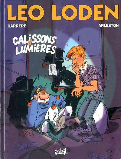 Couverture Léo Loden, tome 14 : Calissons et lumières