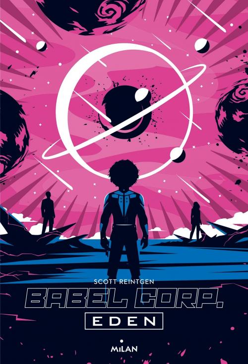 Couverture Babel Corp, tome 2 : Eden