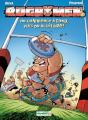 Couverture Les Rugbymen, tome 6 : On commence à fond, puis on accélère ! Editions Bamboo (Humour) 2008