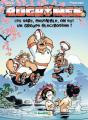 Couverture Les Rugbymen, tome 10 : Les gars, ensemble, on est un groupe électrogène ! Editions Bamboo (Humour) 2012