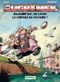 Couverture Les Rugbymen, tome 12 : Aujourd'hui, on laisse le cerveau au vestiaire ! Editions Bamboo 2014