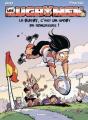 Couverture Les Rugbymen, tome 18 : Le rugby, c'est un sport de gonzesses ! Editions Bamboo 2020