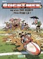 Couverture Les Rugbymen, tome 3 : On n'est pas venus pour être là ! Editions Bamboo (Humour) 2006