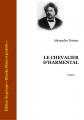 Couverture Le Chevalier d'Harmental Editions Ebooks libres et gratuits 2004