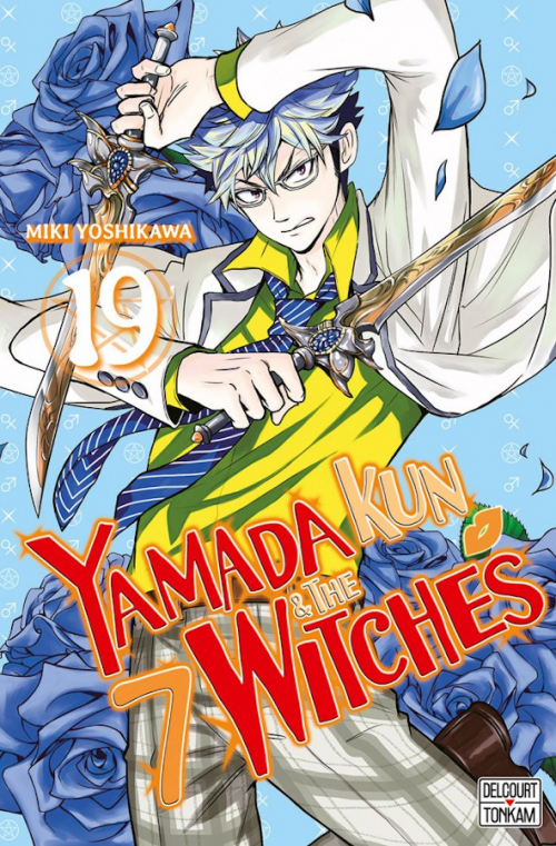 Couverture Yamada kun & the 7 witches, tome 19
