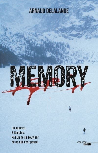 Couverture Memory
