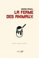 Couverture La ferme des animaux Editions Libertalia 2021