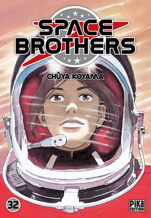 Couverture Space brothers, tome 32