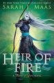 Couverture Keleana, tome 3 : L'héritière du feu Editions Bloomsbury 2014