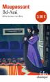 Couverture Bel-Ami Editions Folio  (Classique) 2020