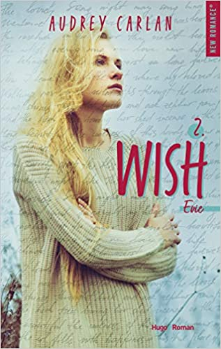 Couverture Wish (Carlan), tome 2 : Evie