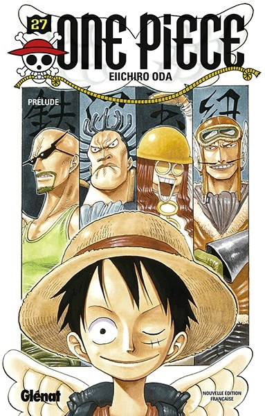 Couverture One Piece, tome 027 : Prélude