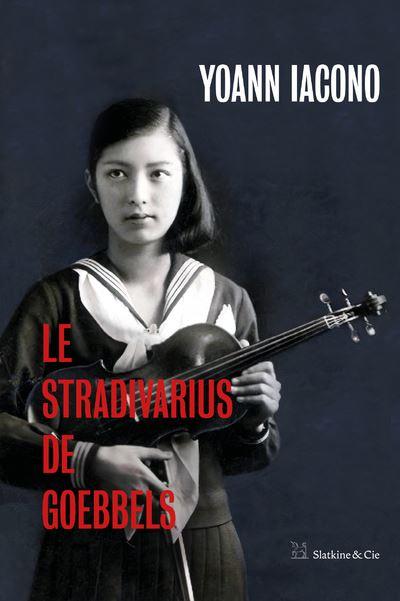 Couverture Le Stradivarius de Goebbels