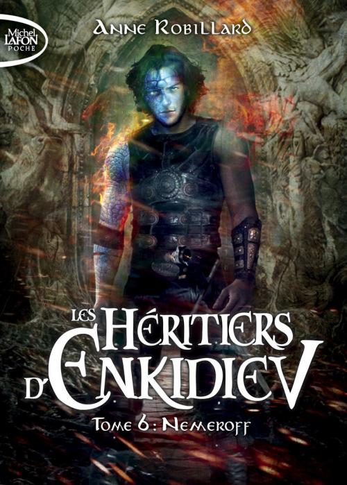 Couverture Les héritiers d'Enkidiev, tome 06 : Nemeroff
