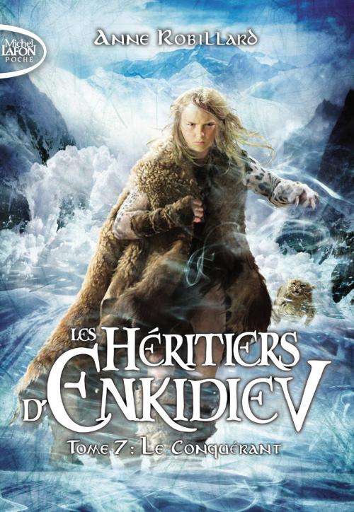 Couverture Les héritiers d'Enkidiev, tome 07 : Le conquérant