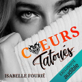 Couverture Coeurs tatoués Editions Audible studios 2020