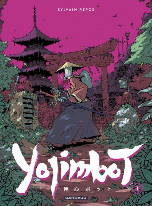 Couverture Yojimbot, tome 1