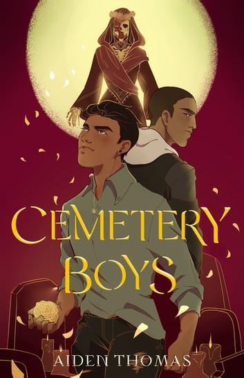 Couverture Cemetery Boys