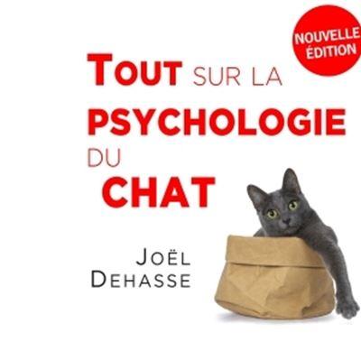Couverture Tout sur la psychologie du chat