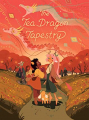 Couverture The Tea Dragon Tapestry Editions Oni Press 2020