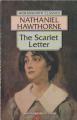 Couverture La lettre écarlate Editions Wordsworth (Wordsworth Classics) 1992