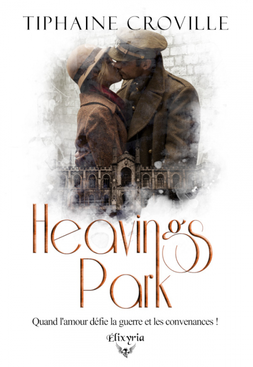 Couverture Heavings Park