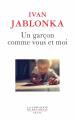 Couverture Un garçon comme vous et moi Editions Seuil (La librairie du XXIe siècle) 2021