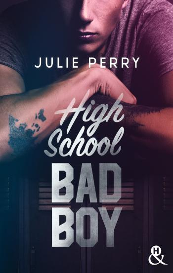 Couverture High School Bad Boy