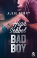 Couverture High School Bad Boy  Editions Harlequin (&H - New adult) 2021