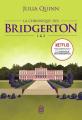 Couverture La chronique des Bridgerton, double, tomes 1 et 2 Editions J'ai Lu 2021