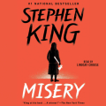 Couverture Misery Editions Simon & Schuster 2016