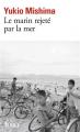 Couverture Le marin rejeté par la mer Editions Folio  2020