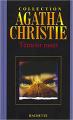 Couverture Témoin muet Editions Hachette (Agatha Christie) 2005