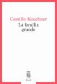 Couverture La Familia grande Editions Seuil (Cadre rouge) 2021