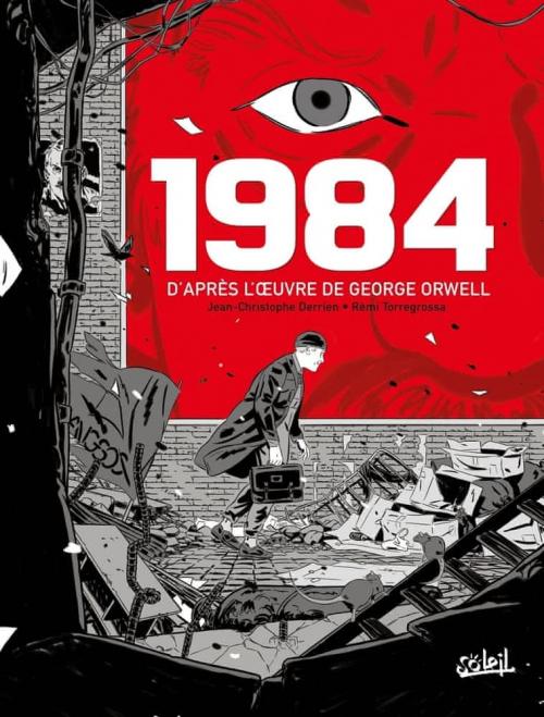 Couverture 1984 (BD, éd. Soleil)
