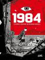 Couverture 1984 (BD, éd. Soleil)  Editions Soleil 2021