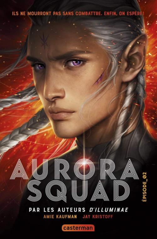 Couverture Aurora Squad, tome 2